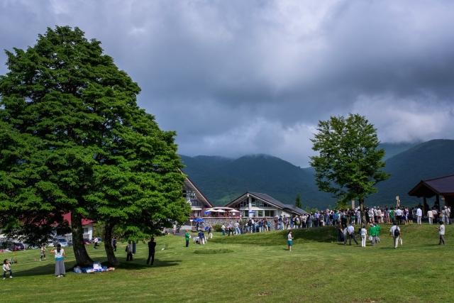 Okushiga Kogen Seiji Ozawa Festival